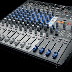 Studio et équipement d'enregistrement